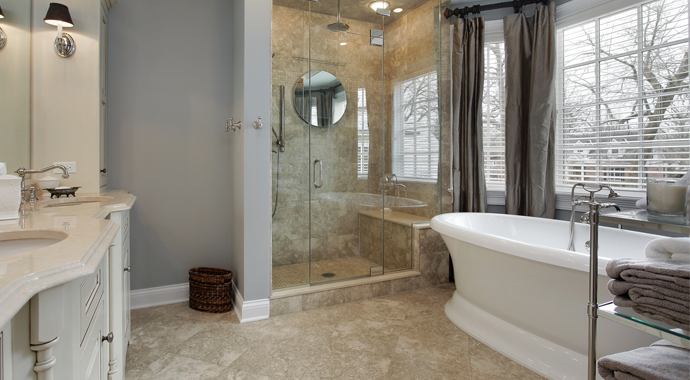 best bathroom remodeling contractor in Los Angeles CA